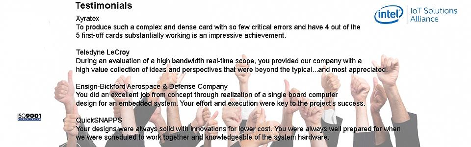 Testimonial Slide